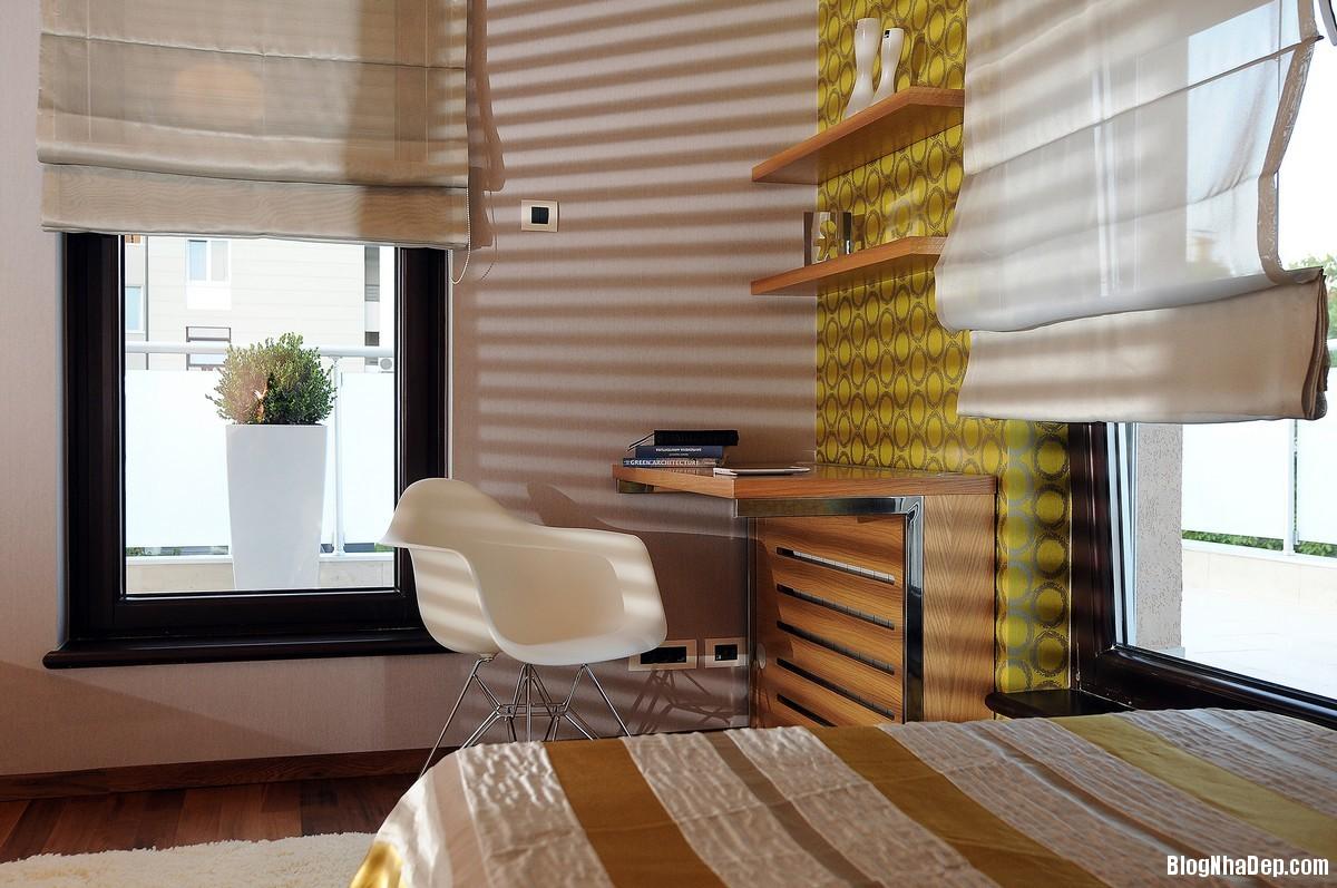 Mau Thiet Ke Nha Dep Belgrade 04312 Nhà Penthouse Với Nội Thất Hiện Đại