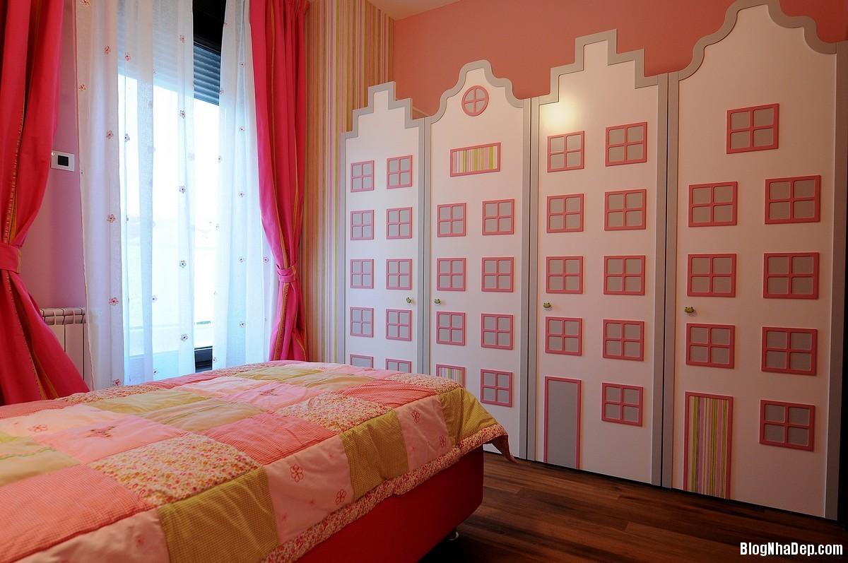 Mau Thiet Ke Nha Dep Belgrade 04316 Nhà Penthouse Với Nội Thất Hiện Đại
