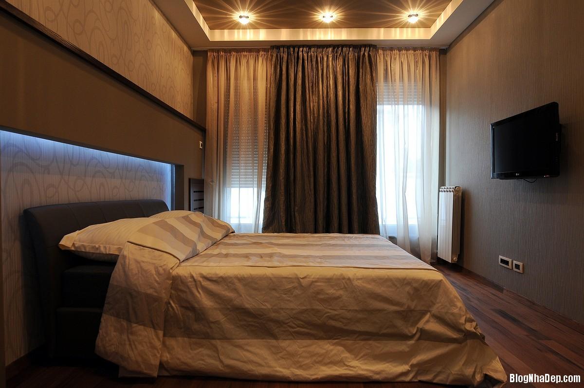 Mau Thiet Ke Nha Dep Belgrade 04317 Nhà Penthouse Với Nội Thất Hiện Đại