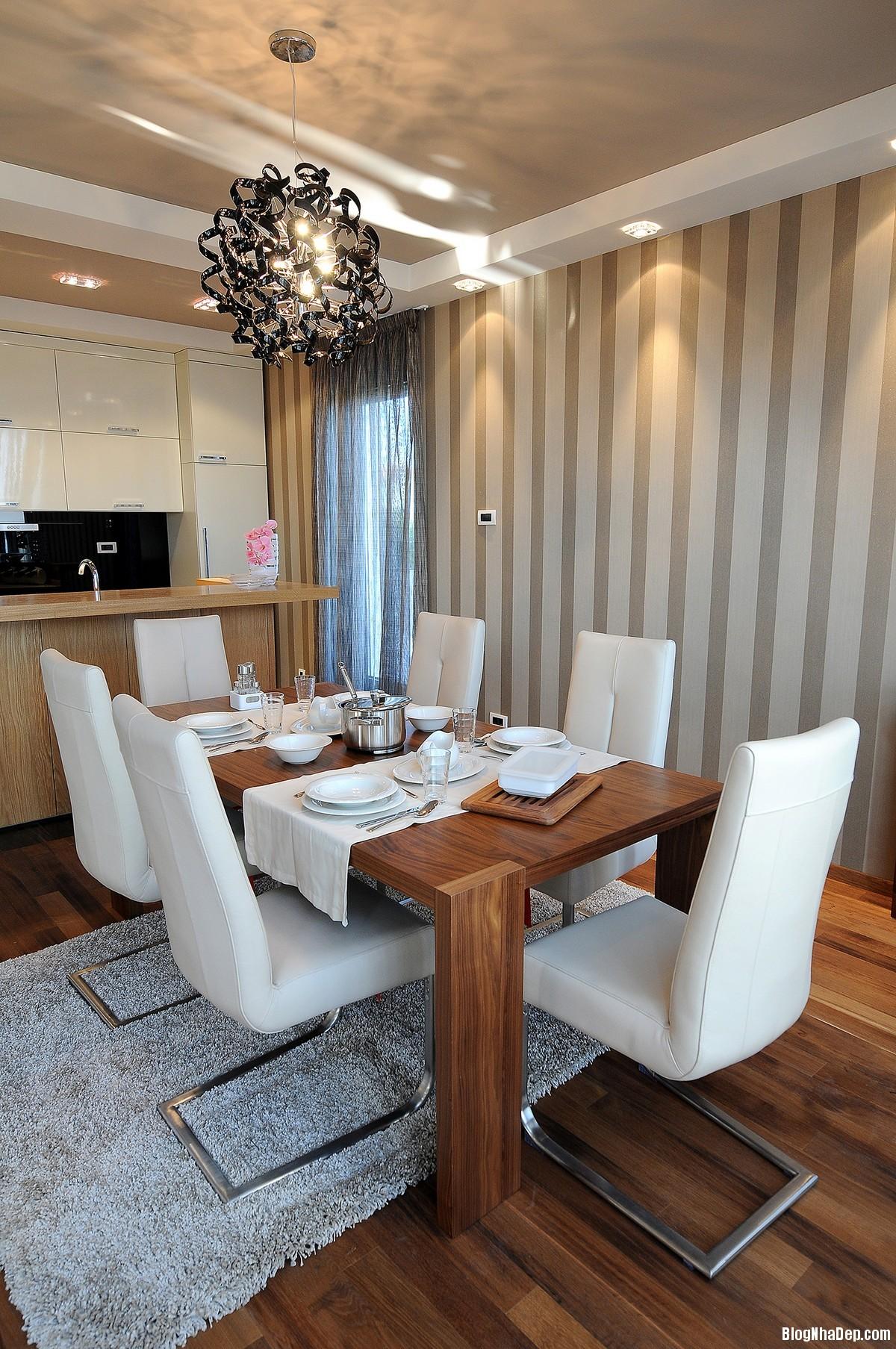 Mau Thiet Ke Nha Dep Belgrade 0433 Nhà Penthouse Với Nội Thất Hiện Đại