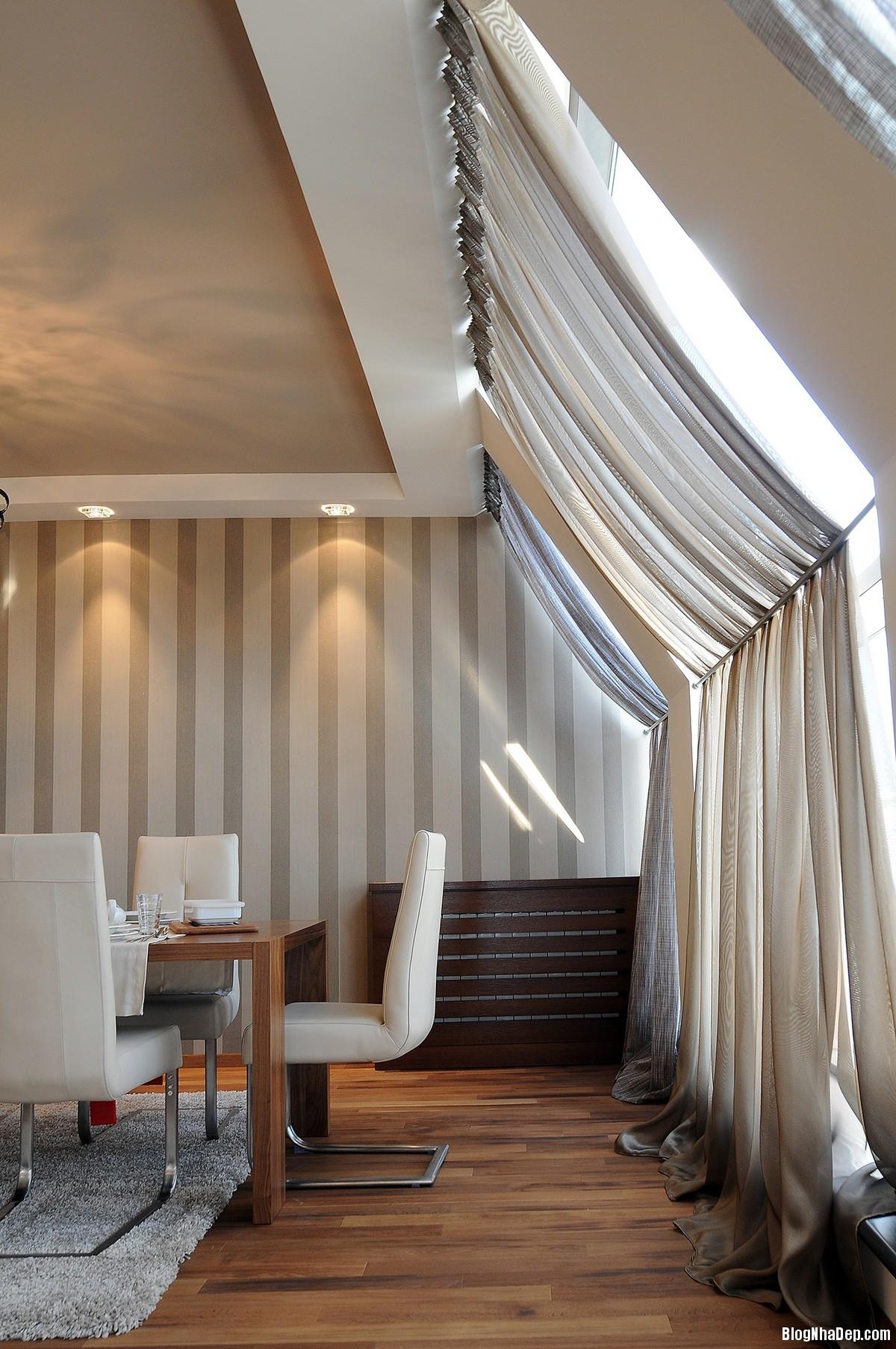 Mau Thiet Ke Nha Dep Belgrade 0436 Nhà Penthouse Với Nội Thất Hiện Đại