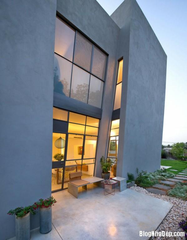 Mau Thiet Ke Nha Dep Eco Friendly House 0382 mẫu thiết kế nhà cấp 4 theo xu hướng tối giản hiện đại