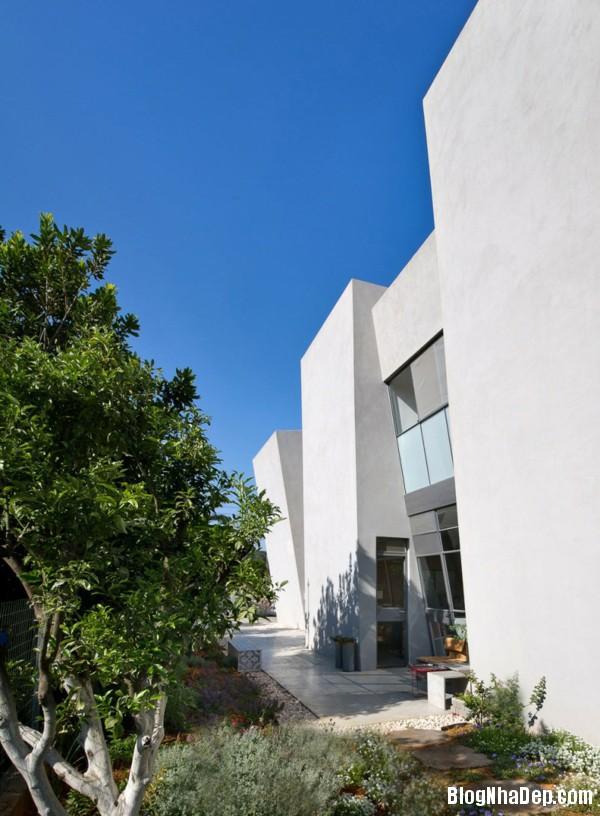 Mau Thiet Ke Nha Dep Eco Friendly House 0385 mẫu thiết kế nhà cấp 4 theo xu hướng tối giản hiện đại