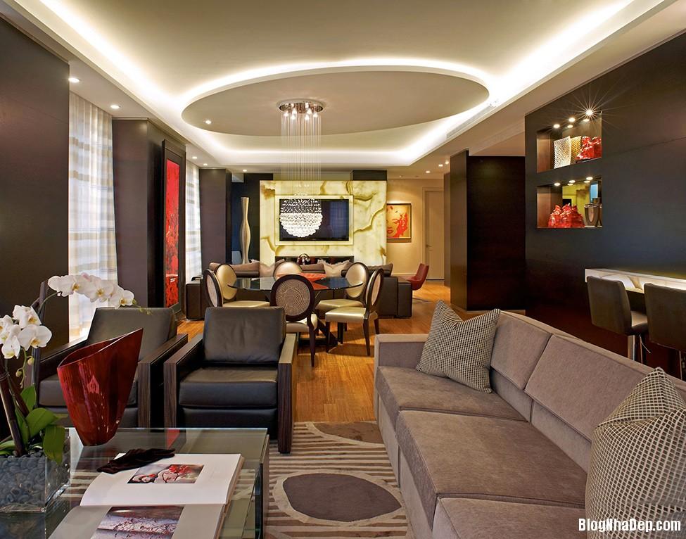 Mau Thiet Ke Nha Dep Gorgeous Decorations 0571 Mẫu Thiết Kế Nhà Đẹp Với Nội Thất Tinh Tế