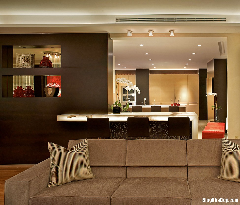 Mau Thiet Ke Nha Dep Gorgeous Decorations 0574 Mẫu Thiết Kế Nhà Đẹp Với Nội Thất Tinh Tế