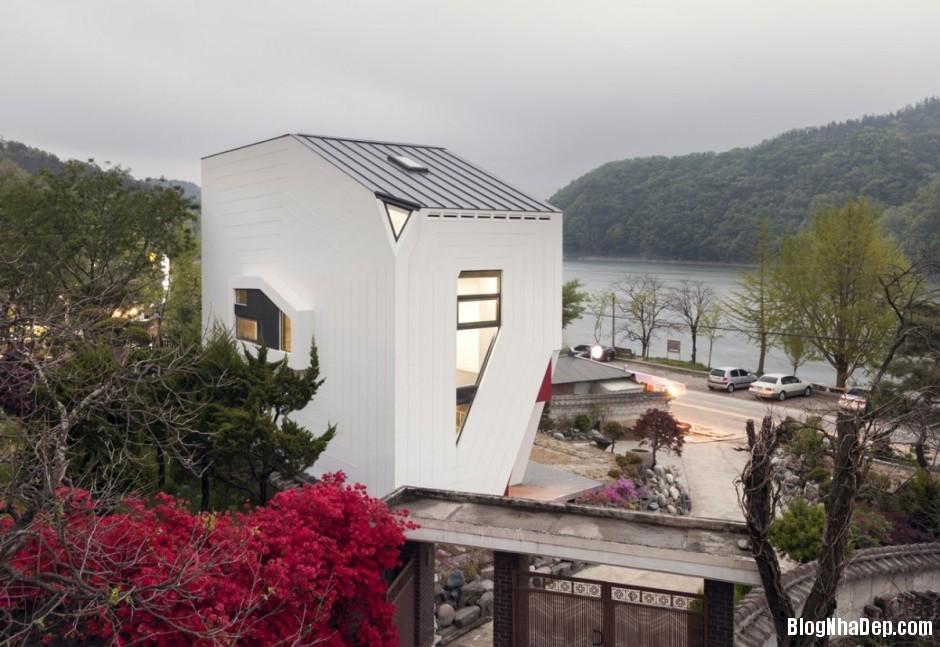 Mau Thiet Ke Nha Dep House With View 0641 Ngôi nhà mang tên Conan Play House