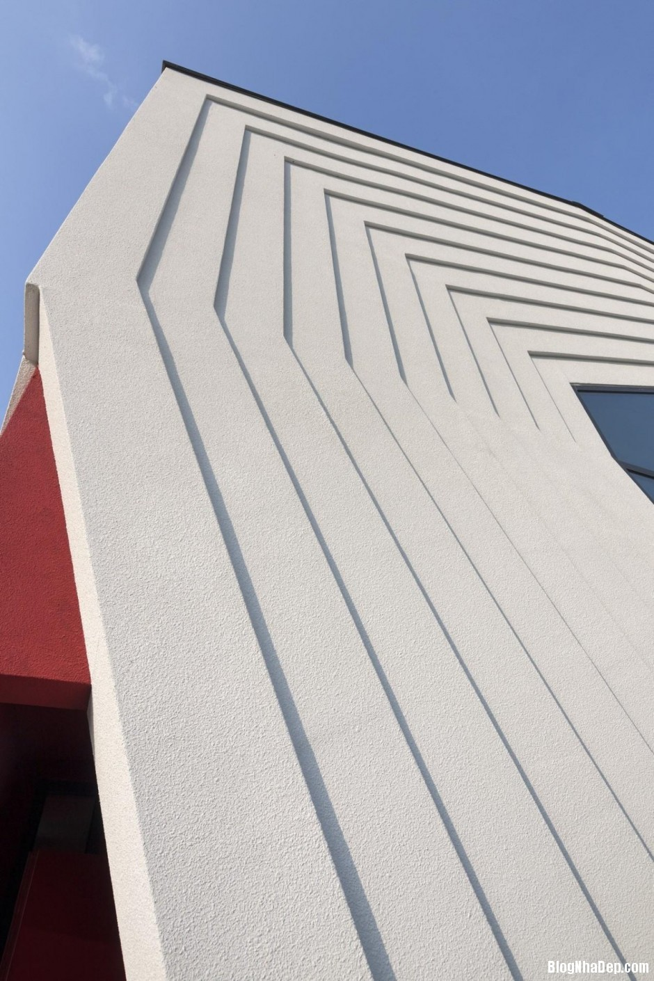 Mau Thiet Ke Nha Dep House With View 0645 Ngôi nhà mang tên Conan Play House