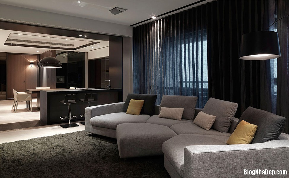 Mau Thiet Ke Nha Dep Sang Trong Tinh Te 0265 Mẫu thiết kế nhà đẹp tinh tế và sang trọng
