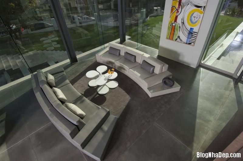 Mau Thiet Ke Nha Dep Summit House 05213 Mẫu Biệt Thự Đẹp Với Phong Cách Hiện Đại