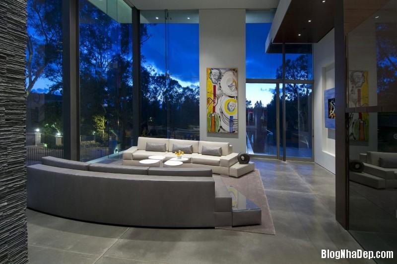 Mau Thiet Ke Nha Dep Summit House 05216 Mẫu Biệt Thự Đẹp Với Phong Cách Hiện Đại