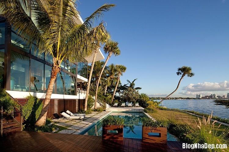 Nha 2 Tang Dep Nhin Ra Vinh 194081 Mẫu Nhà 2 Tầng Coral Gables ở Miami, US