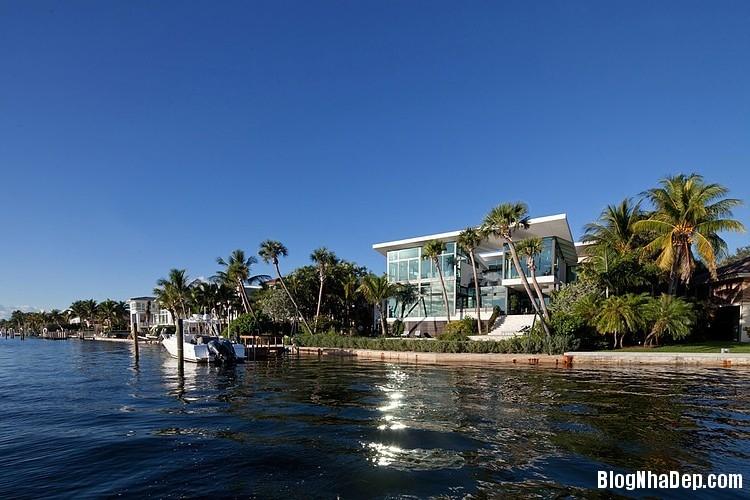 Nha 2 Tang Dep Nhin Ra Vinh 194091 Mẫu Nhà 2 Tầng Coral Gables ở Miami, US