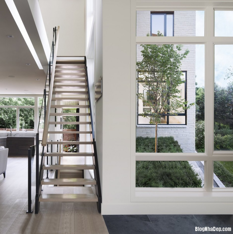 Nha Dep 2 Tang 05410 Nhà 2 tầng đẹp theo xu hướng kiến trúc xanh