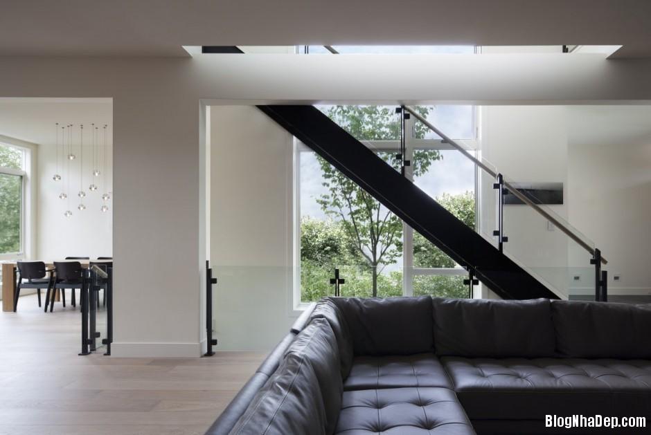 Nha Dep 2 Tang 0545 Nhà 2 tầng đẹp theo xu hướng kiến trúc xanh