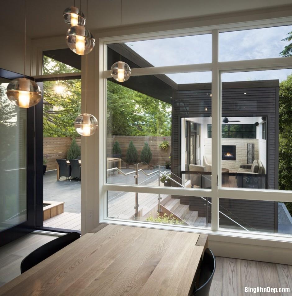 Nha Dep 2 Tang 0546 Nhà 2 tầng đẹp theo xu hướng kiến trúc xanh