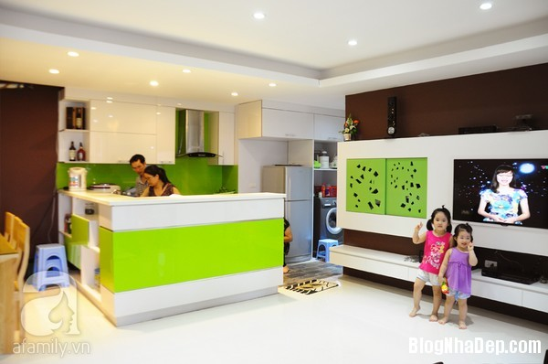 can ho dep 12 Căn hộ chung cư hiện đại và trẻ trung tại Hà Nội