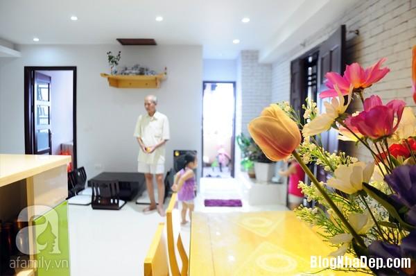 can ho dep 22 Căn hộ chung cư hiện đại và trẻ trung tại Hà Nội