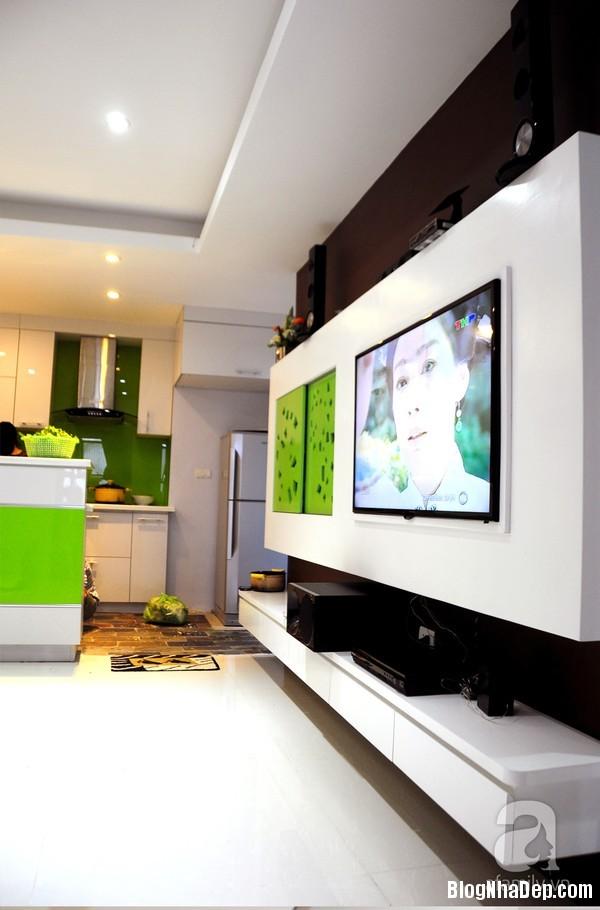 can ho dep 32 Căn hộ chung cư hiện đại và trẻ trung tại Hà Nội