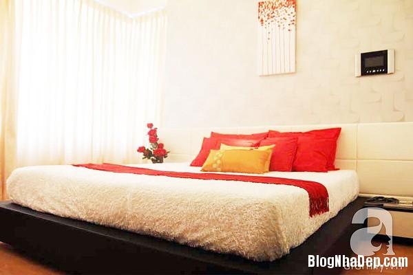can ho dep 82 Căn hộ chung cư hiện đại và trẻ trung tại Hà Nội