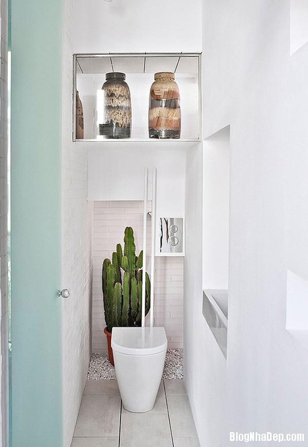 thiet ke nha nho 14 met vuong 10 Tư vấn thiết kế và bài trí nội thất cho ngôi nhà có diện tích 14,4 mét vuông