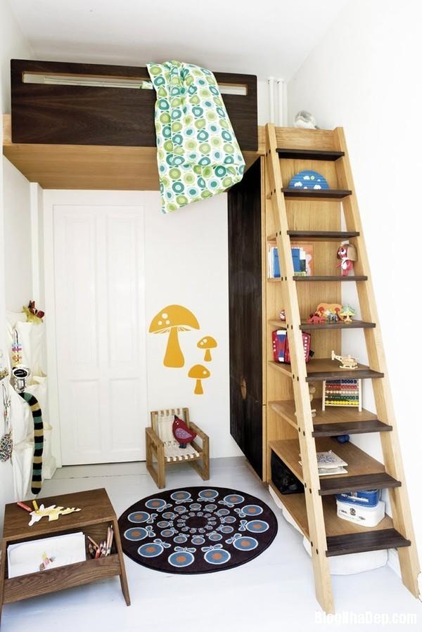 thiet ke nha nho 14 met vuong 4 Tư vấn thiết kế và bài trí nội thất cho ngôi nhà có diện tích 14,4 mét vuông