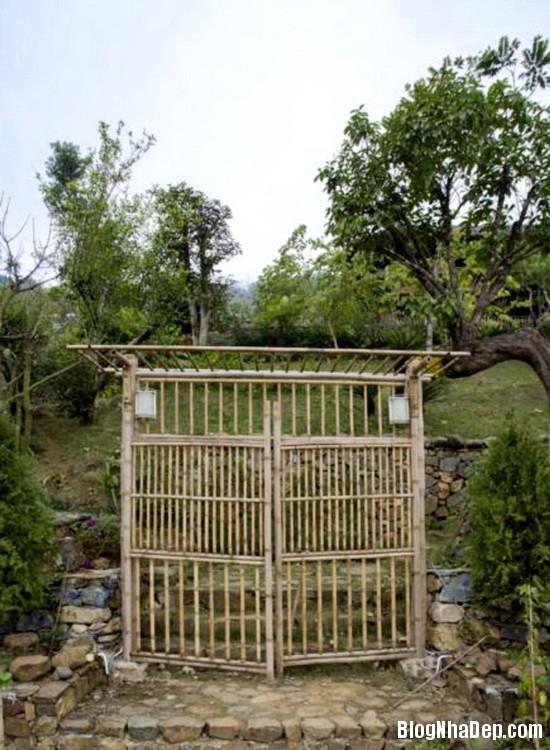 1 2 Nhà trên đồi với kiến trúc đơn giản ở Hòa Bình