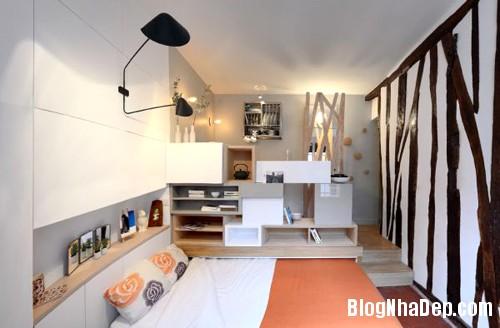 12m2280314 3 Thật khó tin với căn hộ 12m2 tiện nghi và thoải mái