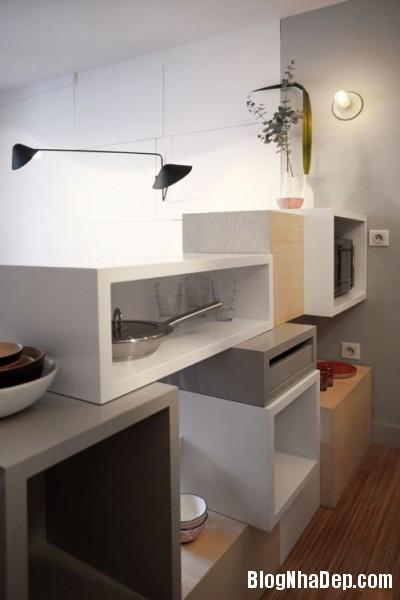 12m2280314 9 400x600 Thật khó tin với căn hộ 12m2 tiện nghi và thoải mái