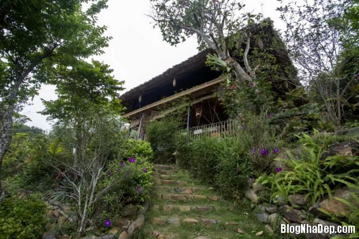 2 1 Nhà trên đồi với kiến trúc đơn giản ở Hòa Bình