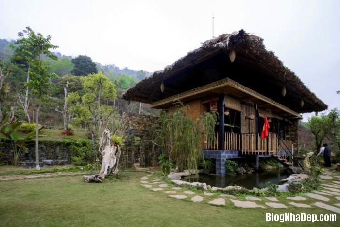 2 2 Nhà trên đồi với kiến trúc đơn giản ở Hòa Bình