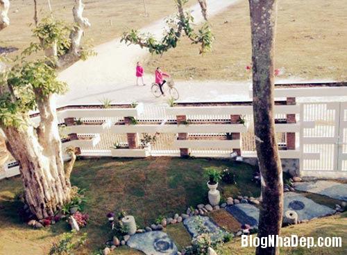 20140125115414991 Ngắm biệt thự khang trang của vợ chồng ca sĩ Trọng Tấn tại Thanh Hóa