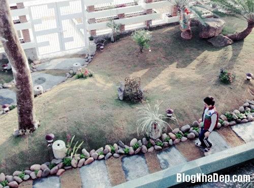 20140125115418557 Ngắm biệt thự khang trang của vợ chồng ca sĩ Trọng Tấn tại Thanh Hóa