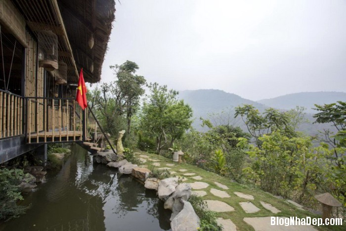 3 1 Nhà trên đồi với kiến trúc đơn giản ở Hòa Bình