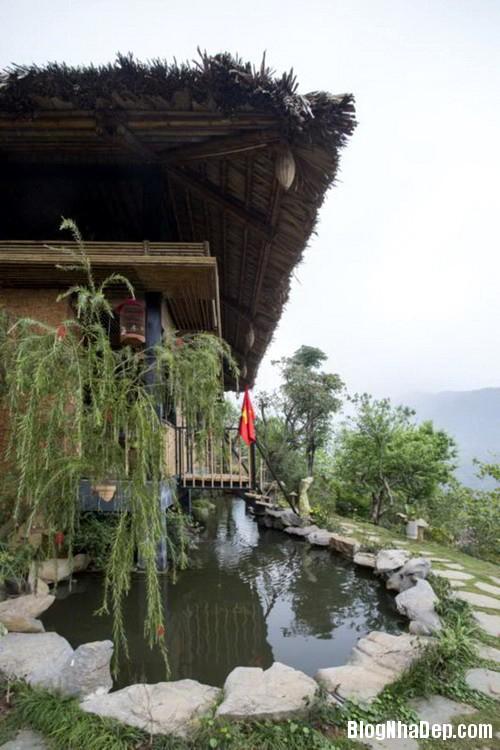 3 2 Nhà trên đồi với kiến trúc đơn giản ở Hòa Bình
