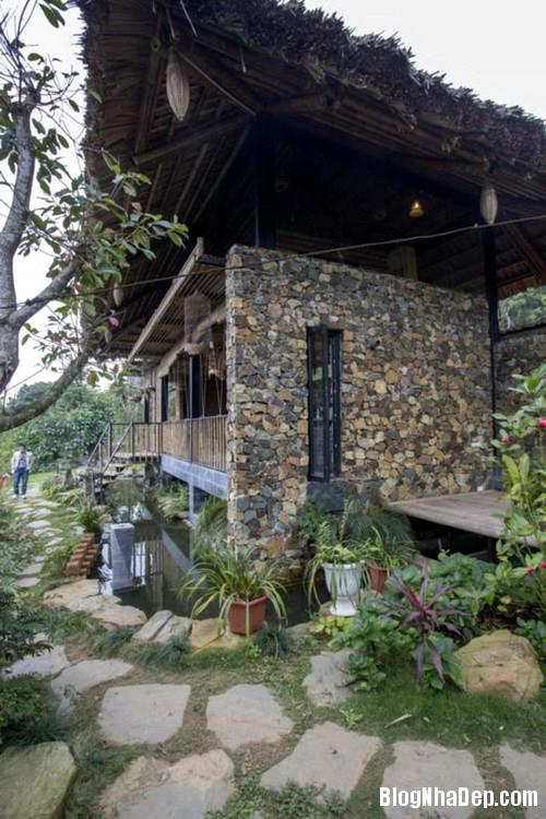 4 1 Nhà trên đồi với kiến trúc đơn giản ở Hòa Bình