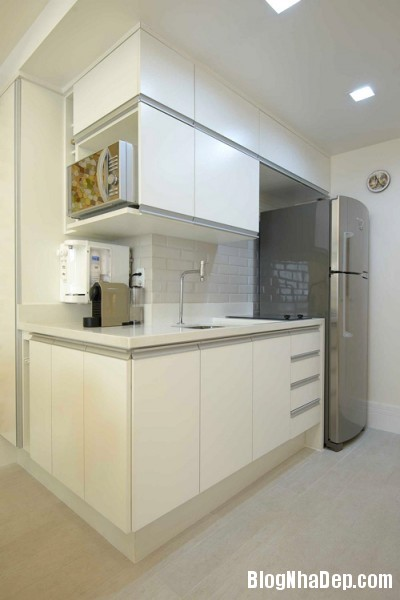 45m2100214 4 400x600 Thiết kế nội thất hoàn hảo cho nhà chung cư nhỏ