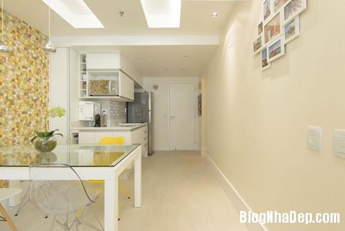 45m2100214 5 Thiết kế nội thất hoàn hảo cho nhà chung cư nhỏ