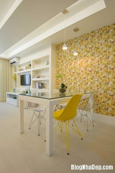 45m2100214 7 400x600 Thiết kế nội thất hoàn hảo cho nhà chung cư nhỏ