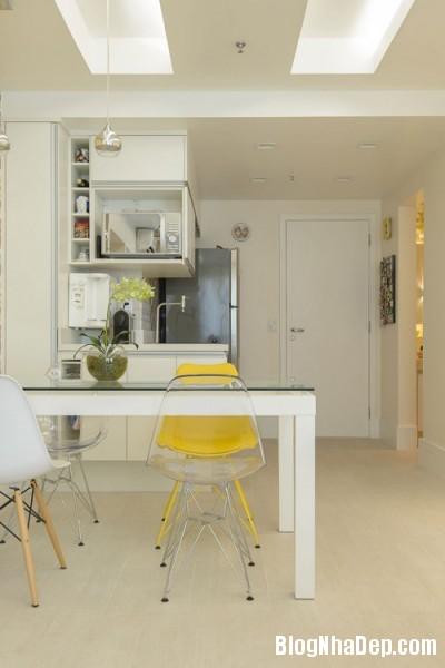 45m2100214 9 400x600 Thiết kế nội thất hoàn hảo cho nhà chung cư nhỏ