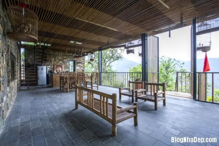 5 1 Nhà trên đồi với kiến trúc đơn giản ở Hòa Bình