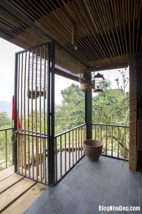5 11 Nhà trên đồi với kiến trúc đơn giản ở Hòa Bình