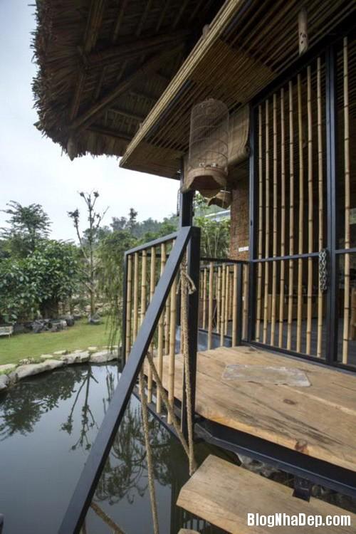 5 14 Nhà trên đồi với kiến trúc đơn giản ở Hòa Bình