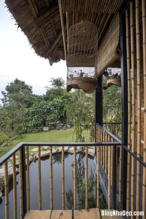 5 17 Nhà trên đồi với kiến trúc đơn giản ở Hòa Bình