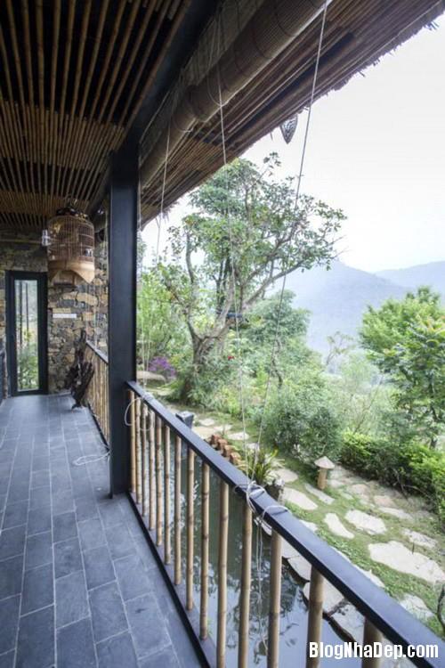 5 18 Nhà trên đồi với kiến trúc đơn giản ở Hòa Bình
