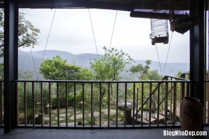5 19 Nhà trên đồi với kiến trúc đơn giản ở Hòa Bình