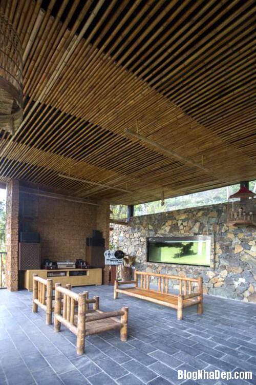 5 2 Nhà trên đồi với kiến trúc đơn giản ở Hòa Bình