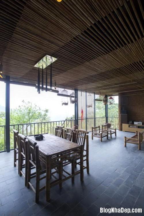 5 3 Nhà trên đồi với kiến trúc đơn giản ở Hòa Bình