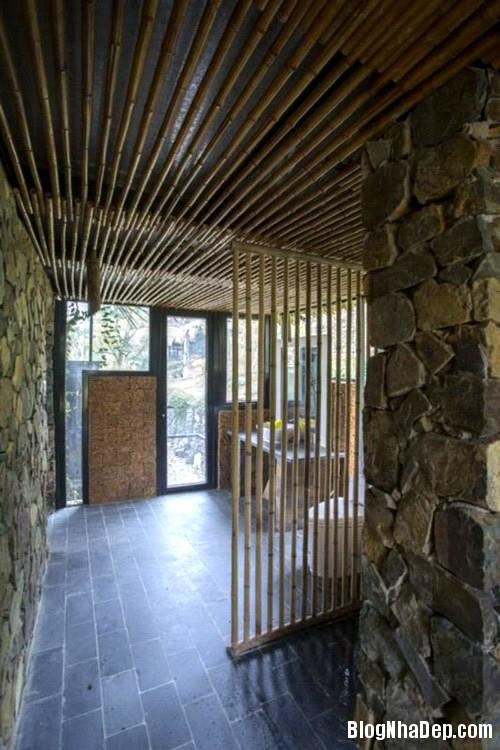 6 2 Nhà trên đồi với kiến trúc đơn giản ở Hòa Bình