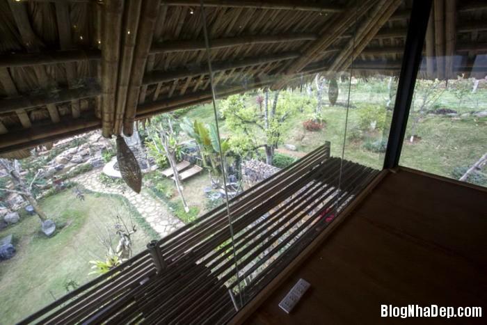 7 1 Nhà trên đồi với kiến trúc đơn giản ở Hòa Bình