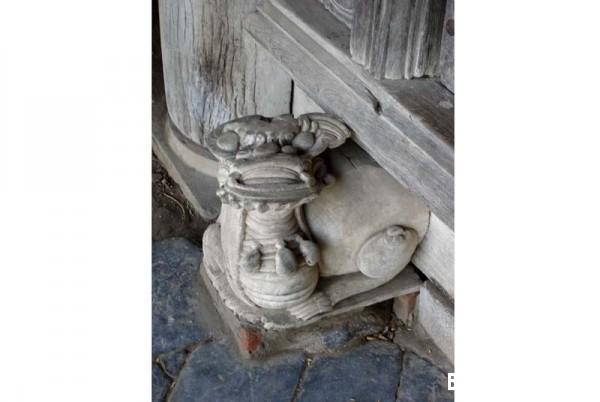 Baroque300314 11 600x402 Tinh thần Baroque phải chăng là nét đặc trưng nhất của kiến trúc Việt Nam?